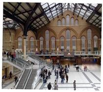 Liverpool Street Station restoration