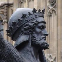 Richard I statue