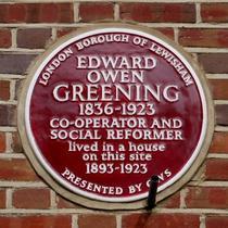 Edward Owen Greening
