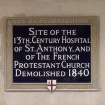 Hospital of St. Anthony & French Protestant Church