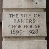 Bakers Chop House