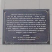 Captain Binney