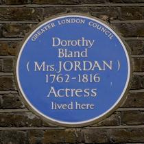 Mrs Jordan