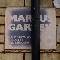 Marcus Garvey - Beaumont Crescent