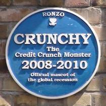 Credit Crunch Monster