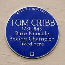 Tom Cribb English Heritage