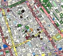 London District of Fitzrovia