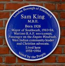 Sam King