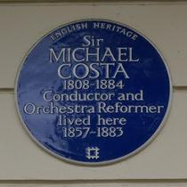Sir Michael Costa