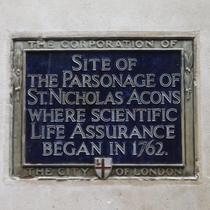 St Nicholas Acons parsonage