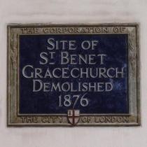 St Benet Gracechurch