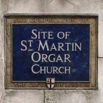 St Martin Orgar