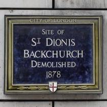 St Dionis Backchurch