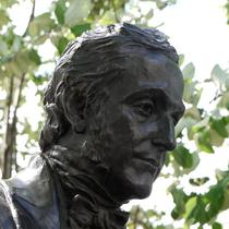 Thomas Cubitt statue