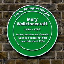 Mary Wollstonecraft - N16