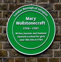 Mary Wollstonecraft - N16