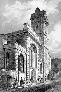 St Bartholomew by the Exchange