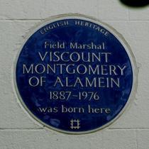 Field Marshal Montgomery