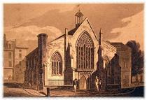 First Dutch church, Austin Friars