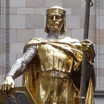Savoy Peter Statue