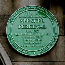 Spencer Perceval - W5