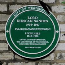 Lord Duncan-Sandys