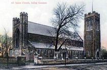 All Saints Church, Ealing