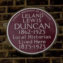 Leland Lewis Duncan