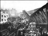 Lewisham train disaster