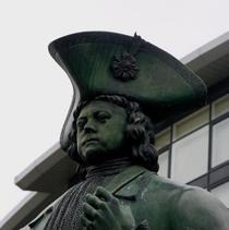 Peter the Great statue