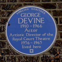 George Devine