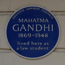 Mahatma Gandhi - W14