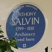 Anthony Salvin