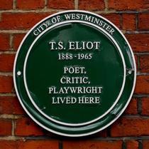 T.S. Eliot - W1