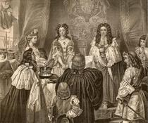 Tercentenary of the coronation of William and Mary