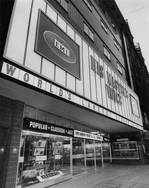 original HMV store