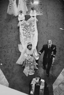 Silver Wedding of Queen & Prince Philip