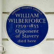 William Wilberforce - SW1