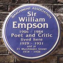 Sir William Empson