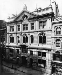 P&O office 122 Leadenhall Street