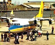 Heron Quays STOL Landing