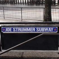 Joe Strummer underpass