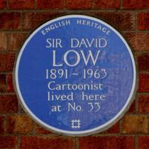 Sir David Low - W8