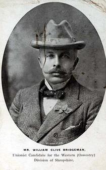 William Clive Bridgeman