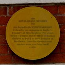 Royal Arsenal Brass Foundry