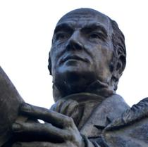 Robert Grosvenor statue