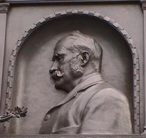 W.S. Gilbert monument