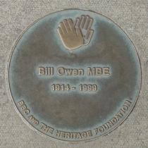 BBC Television Centre - Bill Owen