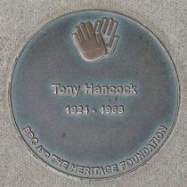 BBC Television Centre - Tony Hancock