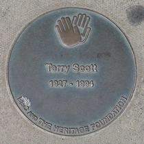 BBC Television Centre - Terry Scott